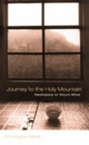 Journey to the Holy Mountain PDF