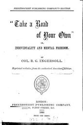 Popular edition of col. Ingersoll's lectures. (Freethought publ. co.'s ed.).