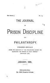 The Journal of Prison Discipline and Philanthropy: Volume 24