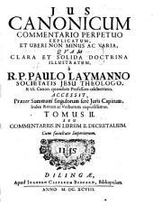 Ius canonicum: Volume 2