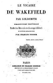 Oeuvres choisies de Goldsmith et de Sterne