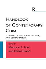 Handbook of Contemporary Cuba