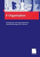 E-Organisation: Strategische und organisatorische Herausforderungen des Internet