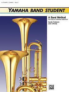 Yamaha Band Student  Book 2 for B flat Trumpet Cornet PDF