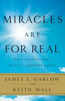 Miracles Are for Real PDF