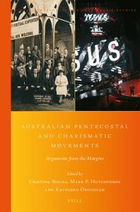 Australian Pentecostal and Charismatic Movements PDF