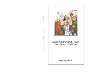 Judaism Christianity Islam Secularism Hinduism  Popular Ed 2007  PDF
