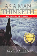 As a Man Thinketh  James Allen  PDF