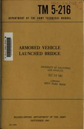 Armored Vehicle Launched Bridge