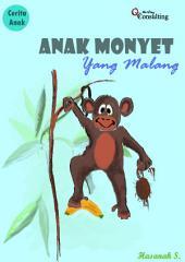Anak Monyet Yang Malang