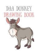 Daa Donkey Drawing Book PDF