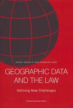 Geographic Data and the Law