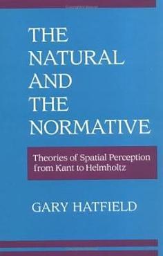 The Natural and the Normative PDF