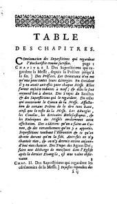 Traité des superstitions qui regardent les sacremens, selon l'Écriture sainte: les décrets des conciles et les sentimens des saints Pères et des théologiens
