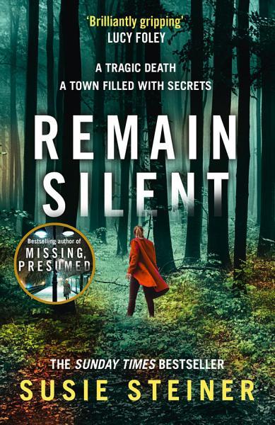 Download Remain Silent  Manon Bradshaw  Book 3  Book