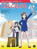 The Manga Guide to Calculus PDF