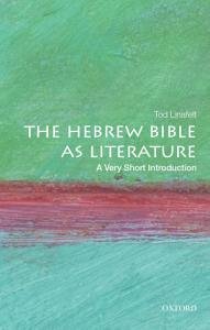 The Hebrew Bible As Literature Book