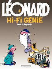 Léonard - tome 04 - Hi-Fi génie