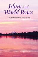 Islam and World Peace