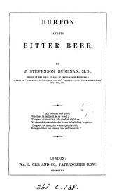 Burton and its bitter beer