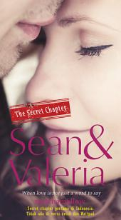Sean & Valeria: Secret Chapter [ Snackbook ]