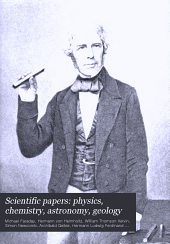 Scientific Papers: Physics, Chemistry, Astronomy, Geology: Volume 30
