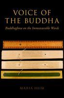 Voice of the Buddha PDF