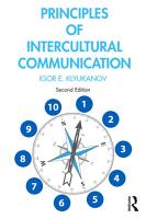 Principles of Intercultural Communication PDF