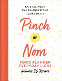 Pinch of Nom Food Planner  Everyday Light