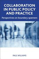 Collaboration in Public Policy and Practice PDF