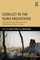 Conflict in the Nuba Mountains PDF