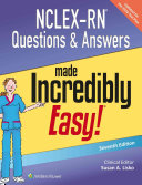 Nclex Rn Quest Ans Made Inc Easy PDF