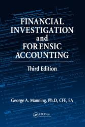 Financial Investigation And Forensic Accounting Book PDF