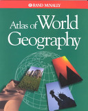Atlas of World Geography Book