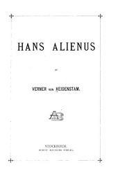Hans Alienus: Volym 1