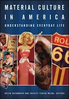 Material Culture in America PDF