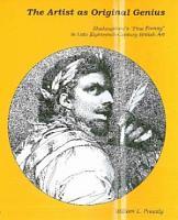 The Artist as Original Genius PDF