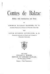 Contes de Balzac
