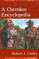 A Cherokee Encyclopedia PDF