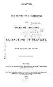 Report on free labour: presented to the general Anti-slavery convention