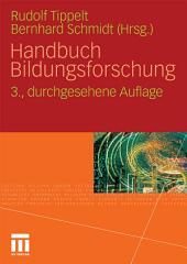 Handbuch Bildungsforschung: Ausgabe 3