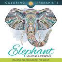 Elephant Mandala Designs