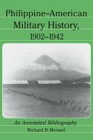 Philippine American Military History  1902  1942 PDF