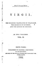 Virgil: The Eclogues, Volume 2