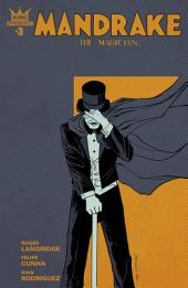 King: Mandrake the Magician #3