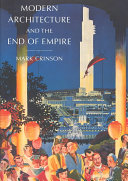 Modern Architecture and the End of Empire PDF