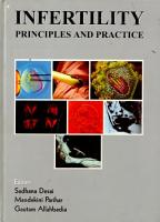 Infertility   Principles and Practice PDF