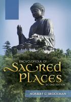 Encyclopedia of Sacred Places PDF