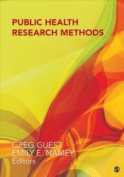 Public Health Research Methods PDF