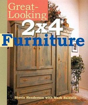 Great Looking 2x4 Furniture PDF